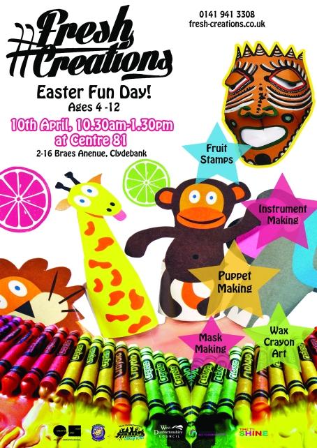 Little Easter Programme