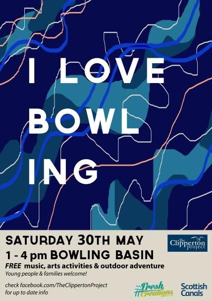 i love bowl ing