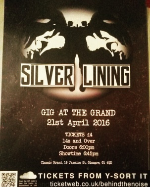 silver lining poster